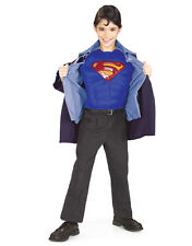 "Superman Returns Kids Clark Kent Costume, Large, Age 8-10, HEIGHT 4' 8"" - 5'"