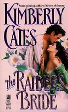 BUY 2 GET 1 FREE The Raider's Bride by Kimberly Cates (1994, Paperback)