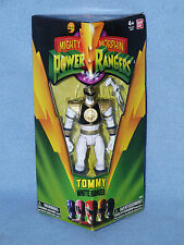 "Mighty Morphin Power Rangers Legacy White Ranger 5"" action figure bnib"