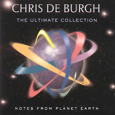 Notes from Planet Earth: The Ultimate Collection by Chris de Burgh (CD,...