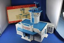 O/S - Plasticville #AD-4-198 Airport Administration Building - Complete - Box