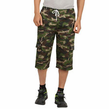 ARMY 3/4 MILITARY COTTON SHORTS / TROUSERS NIGHT WEAR SPORTS WEAR FOR MEN'S
