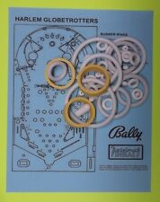 1979 Bally Kiss pinball rubber ring kit