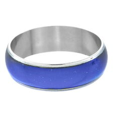 1PC Amazing Change Color Temperature Mood Rings Emotional Feeling Band Size10