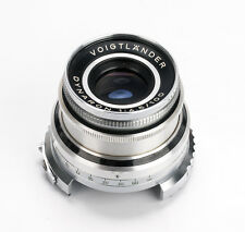 Voigtlander 100mm f/4.5 Dynaron for Prominent