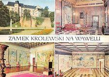 B83827 krakow wawel poland widok ogolny zamku