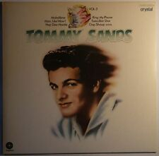 Tommy Sands - Rock'N'Roll History Vol.3 Ger 1978 LP