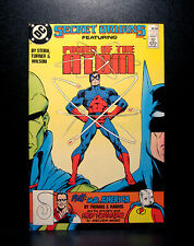 COMICS: DC: Secret Origins #29 (1980s), Atom/Mr America/GA Red Tornado - RARE
