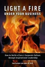 Light a Fire under Your Business: How to Build a Class 1 Corporate Cul-ExLibrary