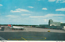 International  Air Terminal  Montreal Airport   Canada   Postcard