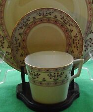 ROYAL CROWN DERBY BRITTANY TEA CUP & SAUCER EXCELLENT
