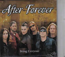 After Forever-Being Everyone cd single Sealed