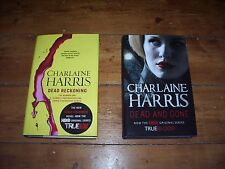 CHARLAINE HARRIS SOOKIE STACKHOUSE DEAD RECKONING & DEAD AND GONE TRUE BLOOD HBS