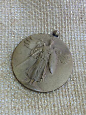 VINTAGE  WORLD WAR 1  MEDAL  THE GREAT WAR FOR CIVILIZATION   WW 1   1914 - 1918