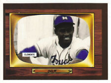 1955 Roberto Clemente Pittsburgh Pirates Color TV rookie season Montreal Royals