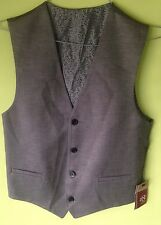 1880 Club Boys Grey Waist Coat Size 32 Height 152/158(£reduced)