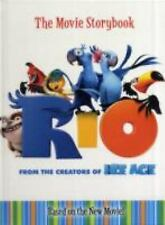 Rio: The Movie Storybook - LikeNew - Huelin, Jodi - Hardcover