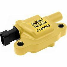 ACCEL 140043 IGNITION COIL FITS 2007-2011 5.3 6.0 CHEVY LS APPLICATIONS