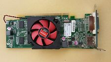 DELL AMD RADEON HD 6450 1GB DVI Display Port PCIe LOW PROFILE VIDEO CARD NFXD5