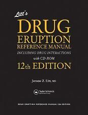 Litt's Drug Eruption Reference Manual Including Drug Interactions with CD-ROM, T