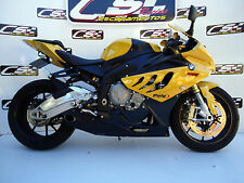 BMW S1000RR Full exhaust system + header 2010 / 2014 CS Racing Taylor Made Style