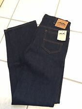 New Men's 32x34 Wrangler Dakota By Five Brothers Blue Jeans NWT Tags Made In USA