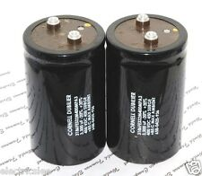 1pcs-CDE 3300uF 400V 3186FE332M400MPA3 Screw Terminal Capacitor-64x108 (BOX013)