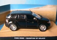 FORD EDGE SEL JAMES BOND 007 QUANTUM OF SOLACE UNIVERSAL HOBBIES 1/43 HYDROGEN