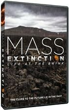Mass Extinction: Life On The Brink (2015, DVD NIEUW)