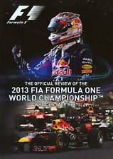 The Official Review of the 2013 FIA Formula One World Championship (DVD, 2014)