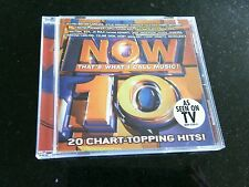 Now That's What I Call Music 10 CD by Various Artists Sony Music Distribution