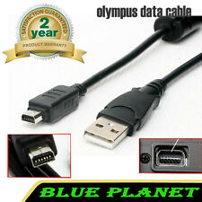 Olympus Stylus TOUGH 3000 / 6000 / 6020 / 8000 / USB Cable Data Transfer Lead