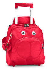 Kipling Wheely School Bag in Red BNWT £75