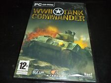 WWII Tank Commander   PC  game