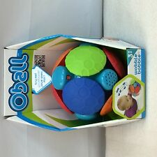 O Ball Wobble Bobble baby musical learnig Toy