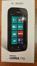 Nokia Lumia 710 - 8GB - Black (T-Mobile) Smartphone - New in Sealed Boxes!