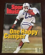 Sports Illustrated August 12,1991 The Colts Erik Dickerson One Happy Camper