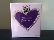 VERA WANG PRINCESS * Perfume for Women * edt * 3.3 / 3.4 oz * BRAND NEW IN BOX