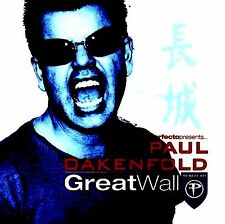 CDx2 - Paul Oakenfold - Perfecto Presents... Great Wall (NEW STORE STOCK)