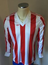CAMISETA ATHLETIC CLUB BILBAO ADIDAS 80s VINTAGE RARE MANGA LARGA SHIRT