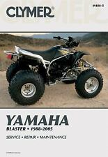 Yamaha Blaster 1988-2005 Clymer Manuals: Motorcycle Repair