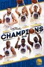 NBA Finals Champions 2015 POSTER 61x91cm NEW * Golden State Warriors team