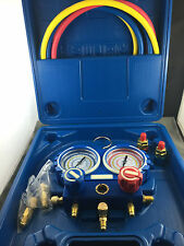 R410a R22 R134A AIR CONDITIONING REFRIGERATION MANIFOLD GAUGE VMG-2-R410A-B