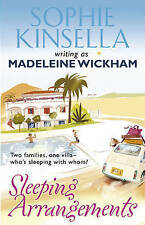 'SLEEPING ARRANGEMENTS' PAPERBACK - SOPHIE KINSELLA WRITING AS MADELEINE WICKHAM