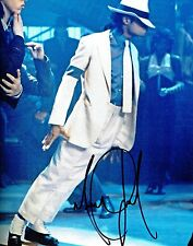 Michael Jackson Signed Photograph & LOA