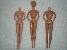 Barbie and Friends ~ Lot 10 ~ Poor Condition Superstar Era Body Parts