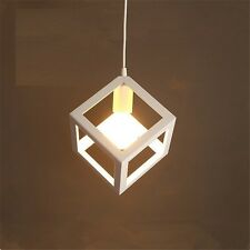 Modern Ceiling Fixture Loft Vintage Pendant Light Bar Kitchen Shop Chandelier