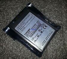 """NEW TOSHIBA 250GB 5400RPM 1.8"""" 16MB MK2533GSG HDD1F14 SATA HDD HARD DRIVE incVAT"""
