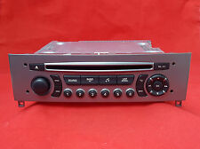 Peugeot 207 308 Partner Citroen Belingo Radio CD player Stereo RD4N1M New
