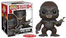 "Funko POP! Kong Skull Island: King Kong - 6"" Stylized Movie Vinyl Figure 388 NEW"